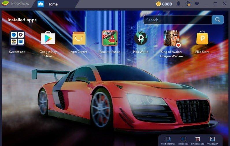 BlueStacks Emulators