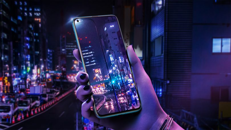 THE Popular PUNCH Show TRENDSETTER – THE HUAWEI NOVA 4 HITS