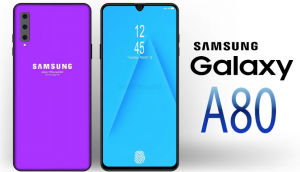 Samsung Galaxy A80 Full Specification