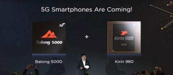 Apple Huawei 5G Modems