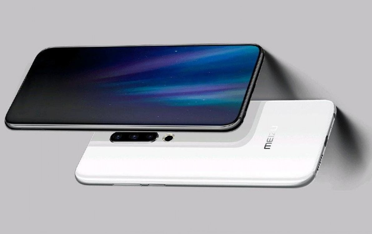 Meizu 16s promotional Leaked video