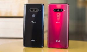 LG Android Pie
