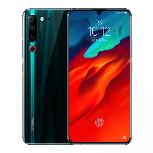Lenovo Z6 Pro Launched