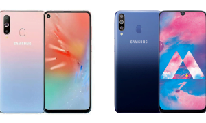Samsung launches Galaxy A60 and Galaxy A40s