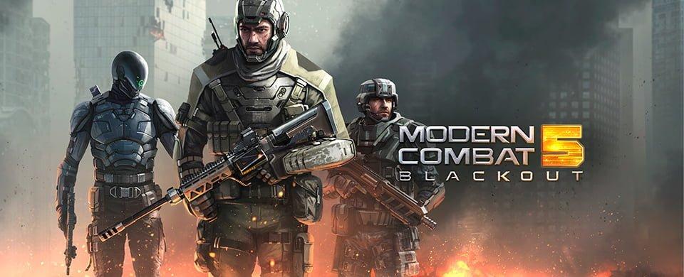 Modern Combat 5 Update 28