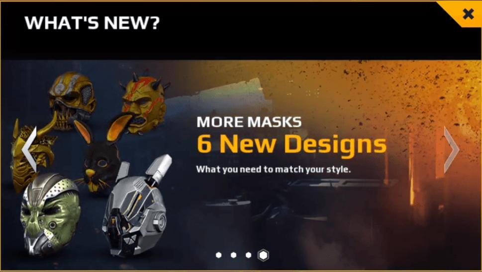 Modern Combat 5 Update 28 Full Details