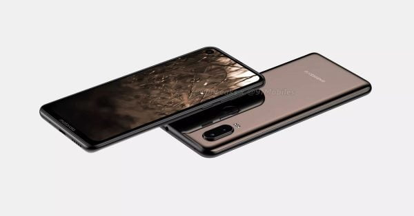 Flip Motorola Razr 2019 Smartphone and Intermediate One Vision has