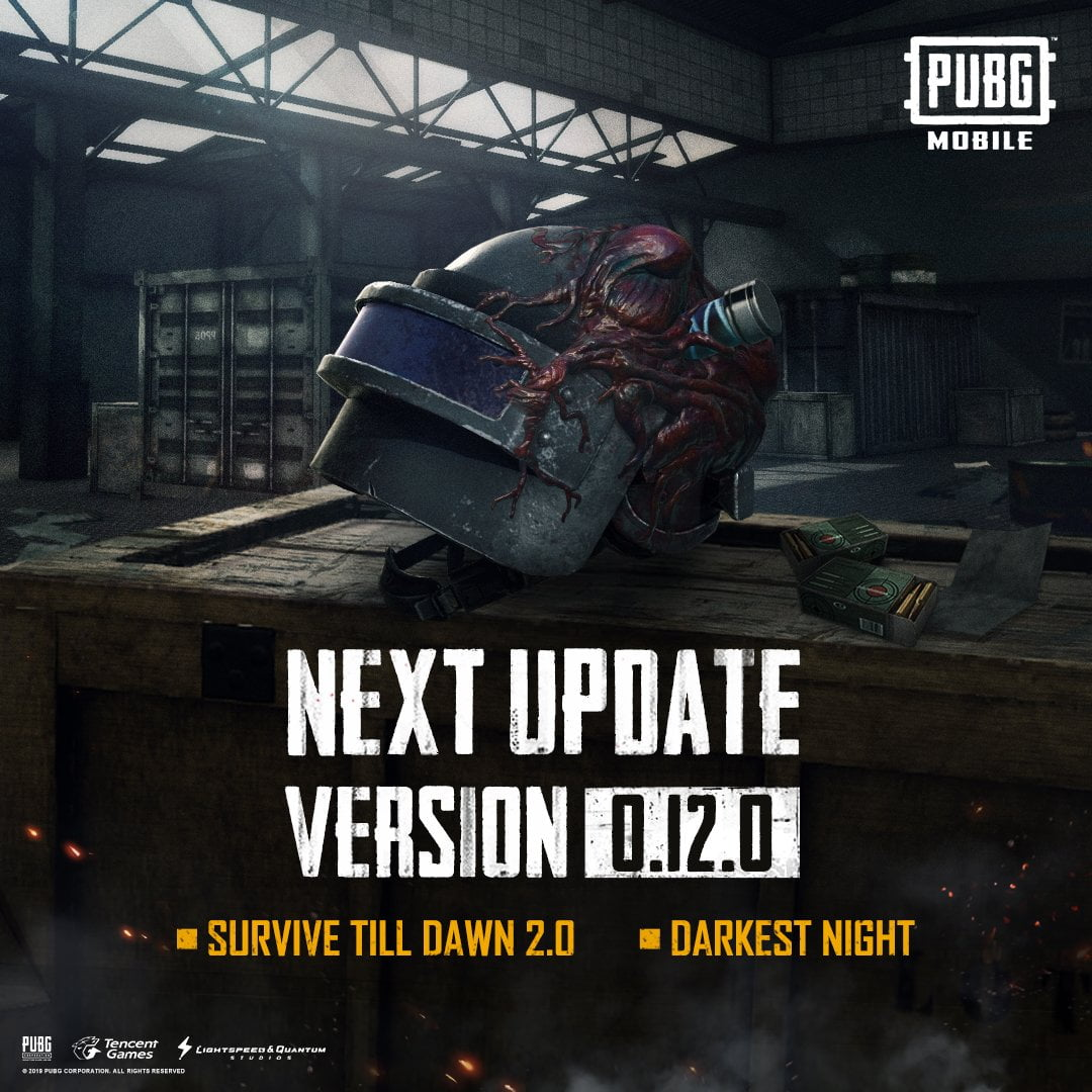 PUBGMOBILE New Update