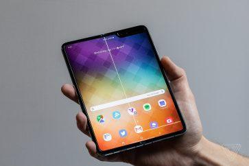 Samsung Galaxy Folds Problem