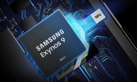 Samsung New Chip