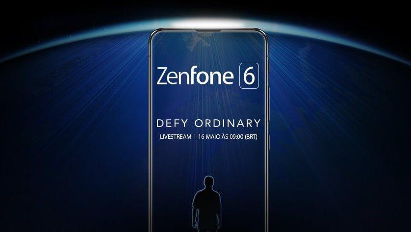 Asus Zenfone 6 new teaser