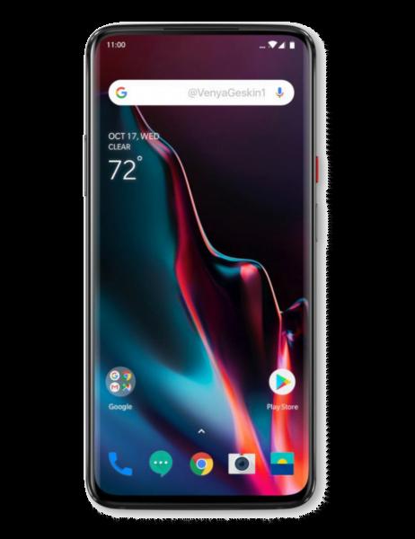 OnePlus 7/7 Pro teaser