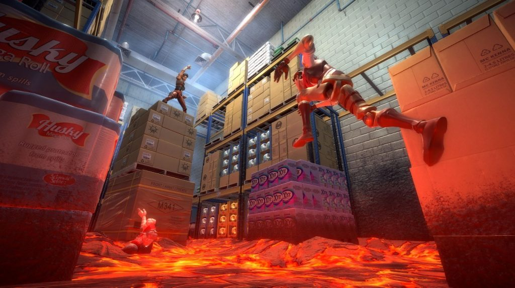 Hot Lava Minimum Requirements for playing on PC