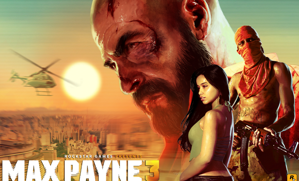 max payne 3 gameplay pc max settings