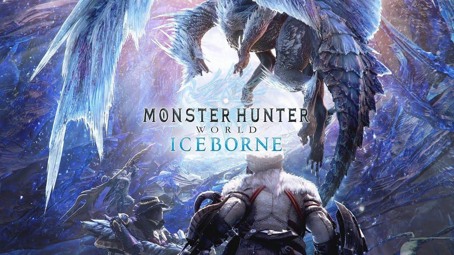 iceborne trailer reveals
