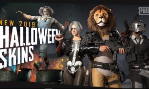 PUBG lion skin removed