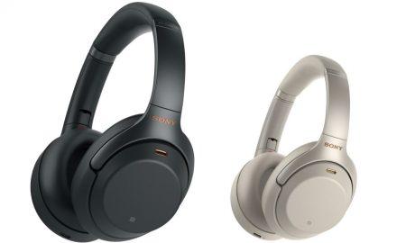 Earphones SONY WH-1000XM3