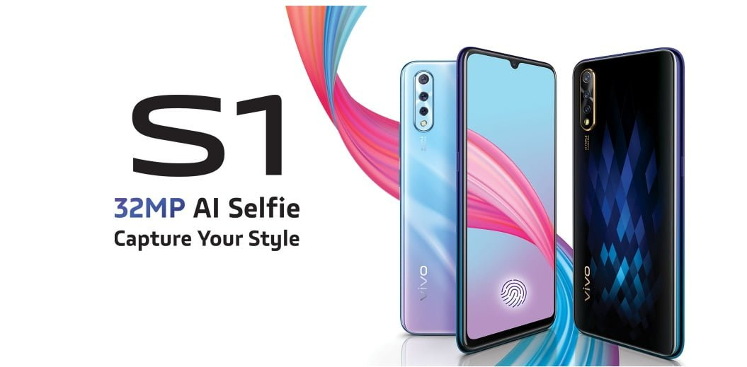 Image result for VIVO S1