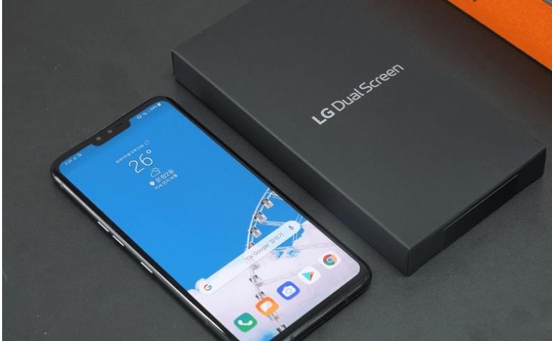 LG V50 ThinQ Dual Screen