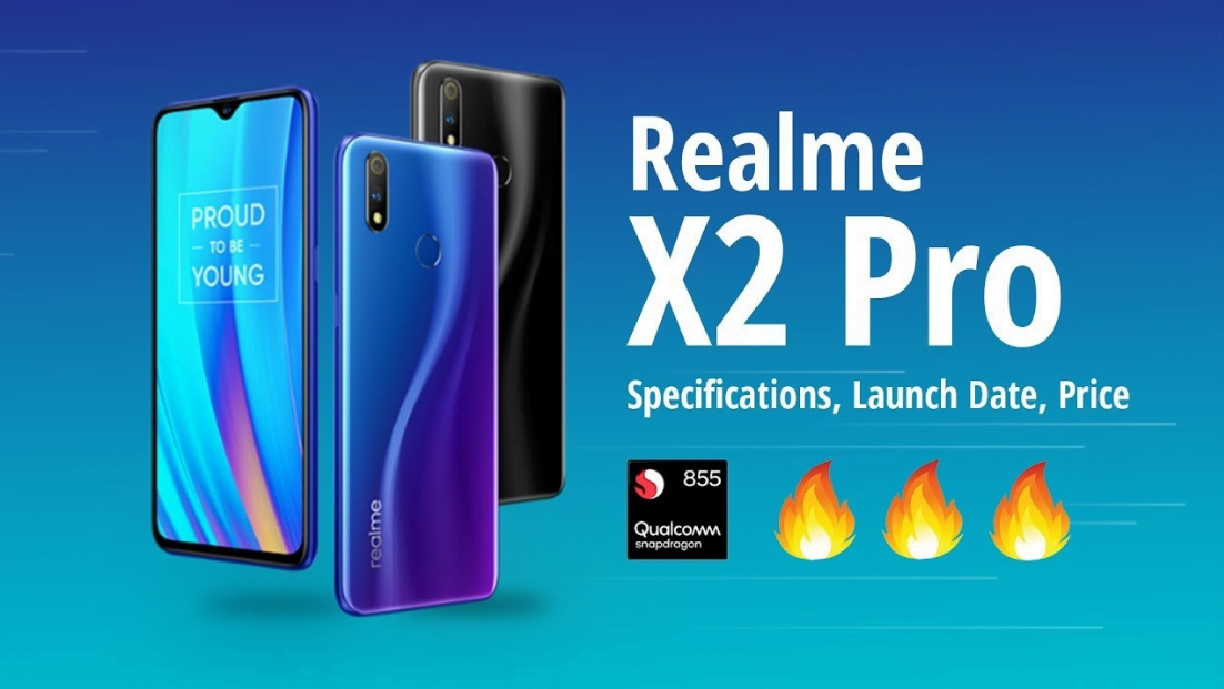 Realme X2 Pro with Snapdragon 855