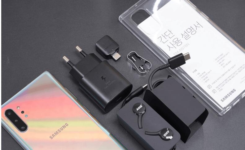 Galaxy Note 10+ 5G Aura