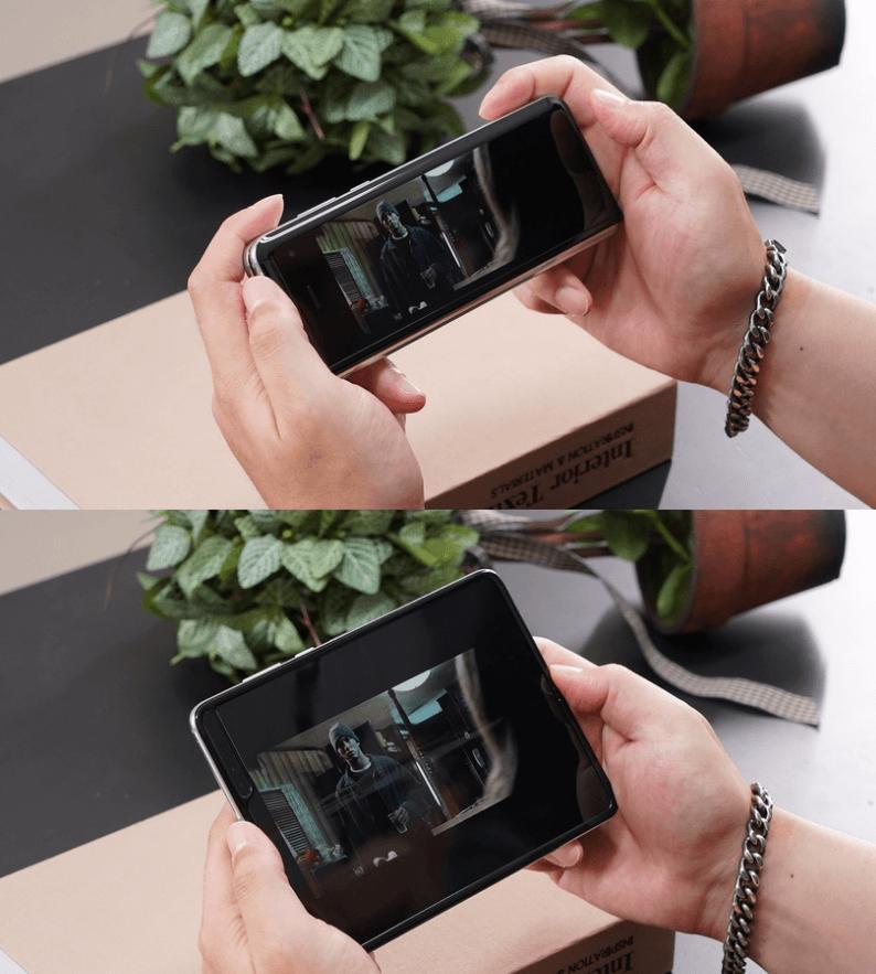 Samsung Galaxy folds
