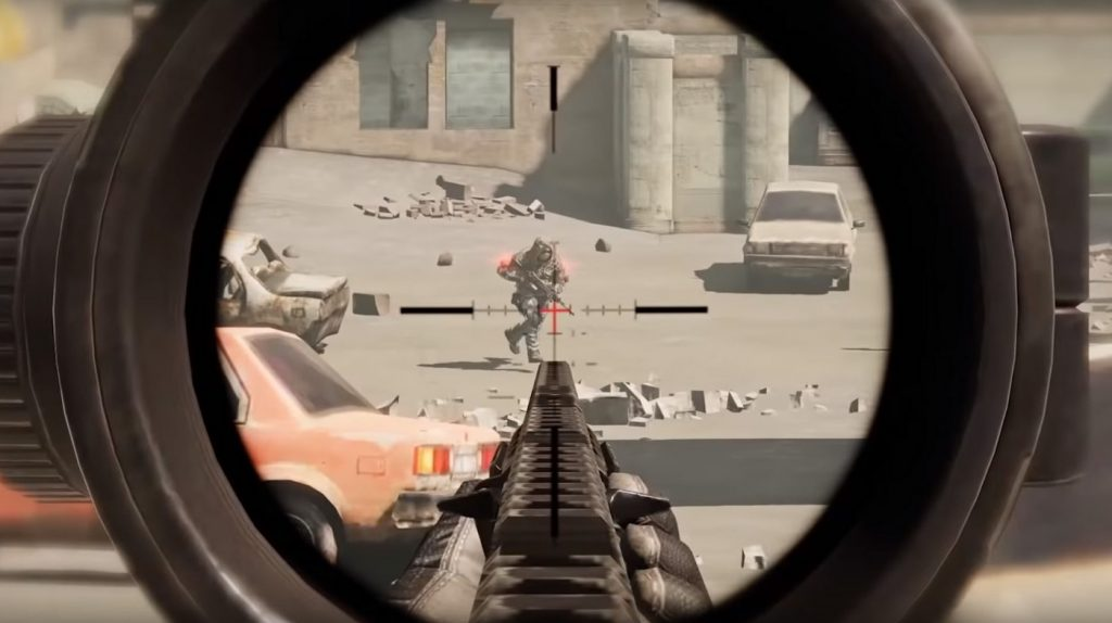 Call of Duty Mobile Battle Royale Mode