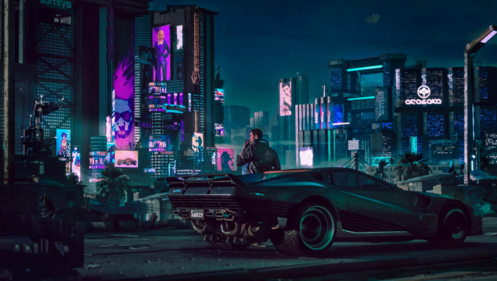 Cyberpunk 2077 System