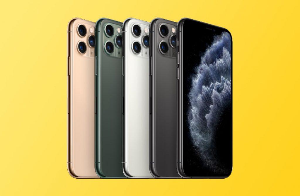 iPhone: 11 series