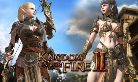 Kingdom Under Fire 2 Game System Requirements