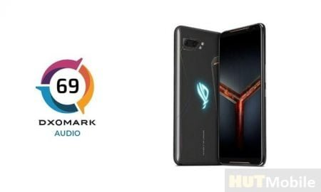 DxOMark Has Been Sound Tested On ASUS ROG Phone 2