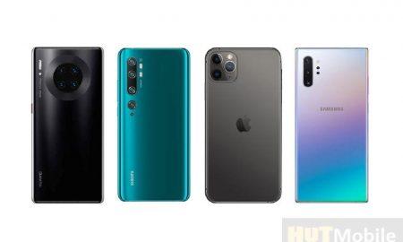 DXOMARK Named Best Camera Phone Of 2019
