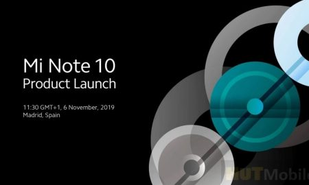 Mi Note 10 With 108-Megapixel Camera Set to Launch