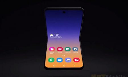 Samsung Will Use Real Glass On The Galaxy Fold 2 Display