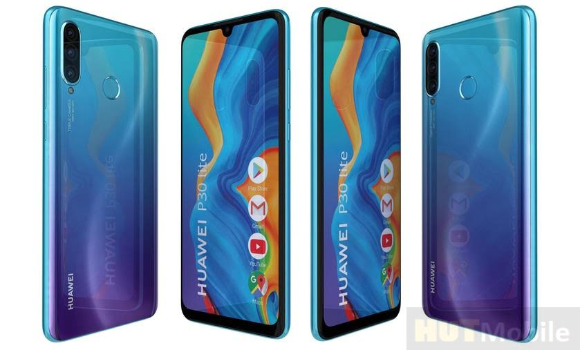 Huawei Will Release In Europe Smartphone P30 Lite 2020 And With Google Services