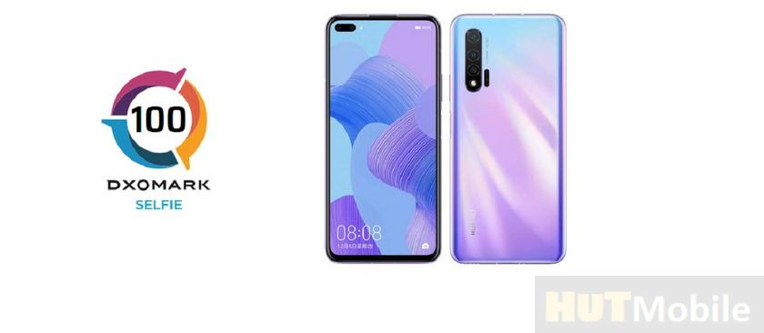 Huawei Nova 6 5G Is The New King Of DxOMark