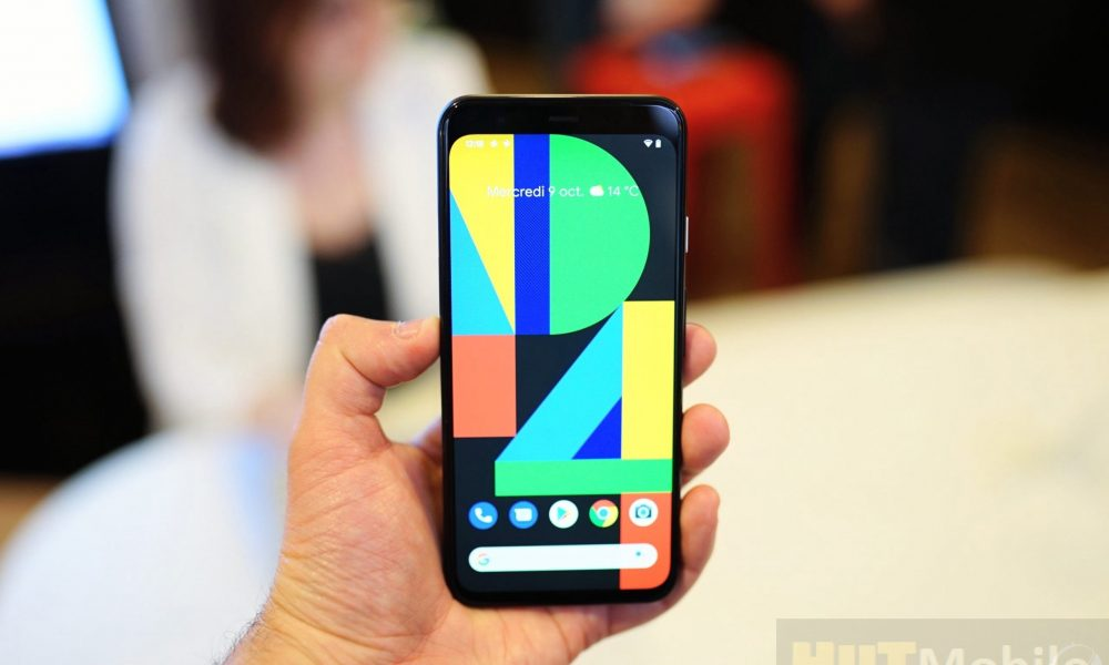 Pixel 4 Has A Problem With Screen Range