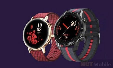 Huawei Launches New Year Smartwatch GT 2