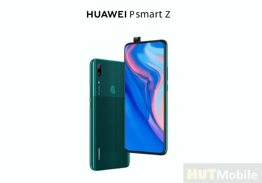 Turn your own caller identification on your Huawei P smart Android 8.0 on or off