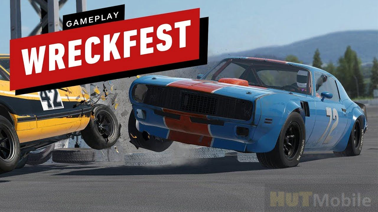 Wreckfest System Requirements Can I run It
