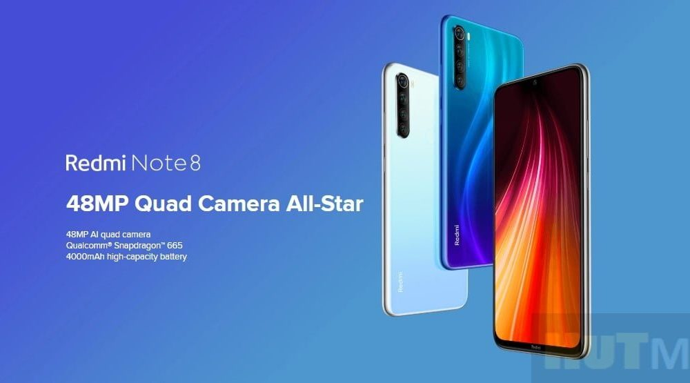 Xiaomi Redmi Note 8 Price in Pakistan And Specifications