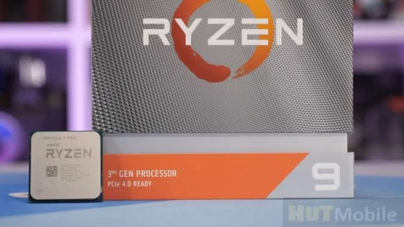 AMD Ryzen processors announced