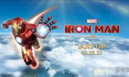 Marvel Iron Man VR announces bounce ticket for sale in May