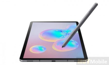 Samsung tablet with the S Pen stylus Exynos 9611 chip 4 GB of RAM and Android 10 out of the box