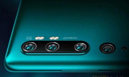 Xiaomi Mi 10 Pro DxOMark rating with a 100 megapixel