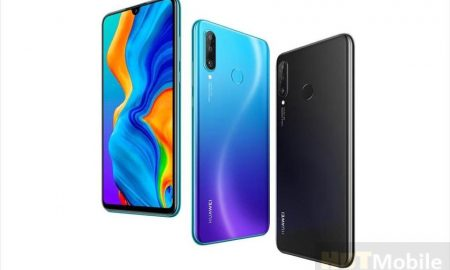 Huawei P30 Lite update to EMUI 10