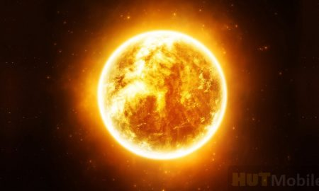 Scientists first showed how a solar flare appears