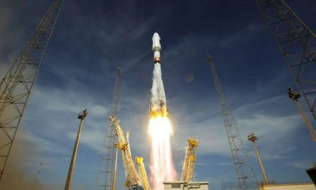 How much money will Roscosmos spend on launching satellites for the global Internet