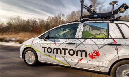 TomTom will become a card provider not only for Apple but also for Huawei