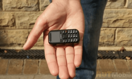 Zanco Tiny T2 the smallest lighter sized phone in the world